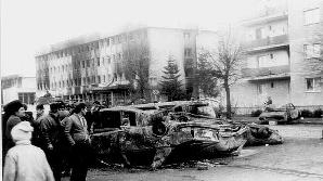 Revoluţia din oraşul tău, Sibiu: 99 de sibieni au murit în decembrie 1989, iar 300 au fost răniţi
