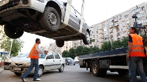maşini ridicate