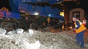 Mai multe persoane au murit după ce un tren a deraiat în Rusia