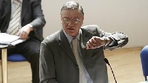 Mircea Sandu, eternul principal favorit la şefia FRF