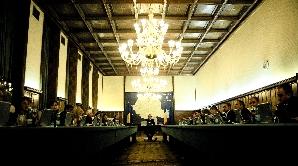 Şedinţă de guvern pentru discutarea bugetului pe 2010/FOTO: NewsIn