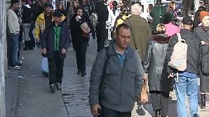 Peste 100.000 de români au fost disponibilizaţi în 2009