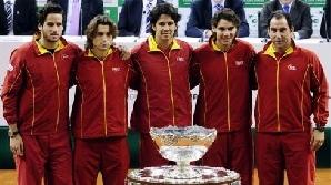Echipa Spaniei a câştigat Salatiera de Argint