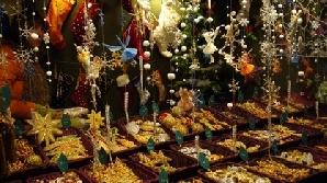 Tarabe la Târgul de Crăciun