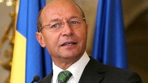 Traian Băsescu: Am insistat pentru numirea a doi miniştri