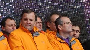 Flutur: Emil Boc este soluţia optimă pentru funcţia de prim-ministru