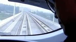 China continuă să fie deschizătoare de drumuri în domeniul feroviar