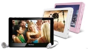 Pasionaţii de filme în HD pot vedea oriunde filmele preferate cu VDP400 MovieBook