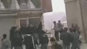 Proteste violente ale kurzilor din Turcia
