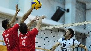 Dinamo este lider în Divizia A1, după ce a învins VCM Constanţa