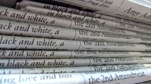 Articolele din presa clasică americană fac turul internetului fără aprobare