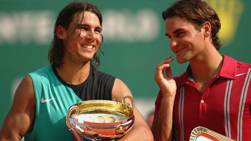 Rivalitatea dintre Federer şi Nadal a marcat deceniul în tenis