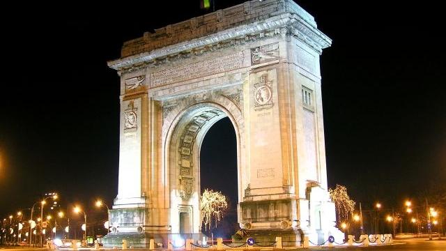 Arcul de Triumf din Bucureşti va fi restaurat