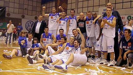 Bucurie la Asesoft după prima victorie în FIBA Eurochallenge
