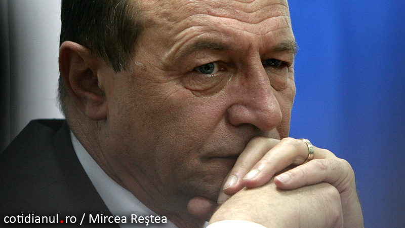 Traian Băsescu e optimist: speră să mai stea cinci ani la putere