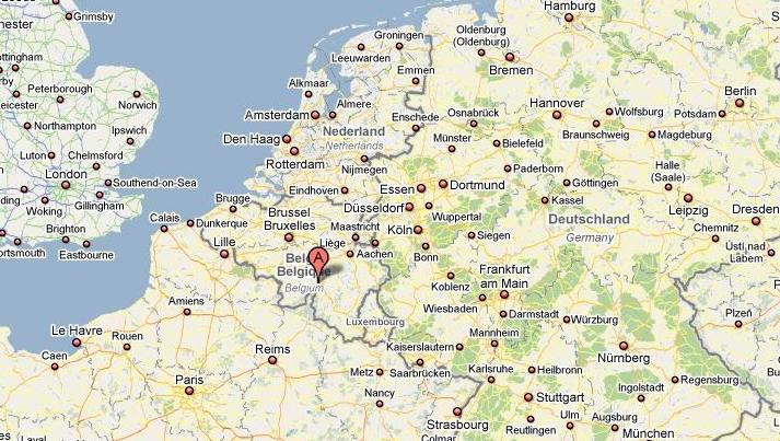 Românul a evadat din închisoarea din Dinant, Belgia.