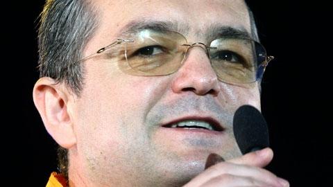 Emil Boc se consultă cu colegii de partid asupra strategiei viitoare