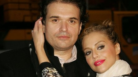 Actriţa Brittany Murphy şi soţul ei, Simon Monjack