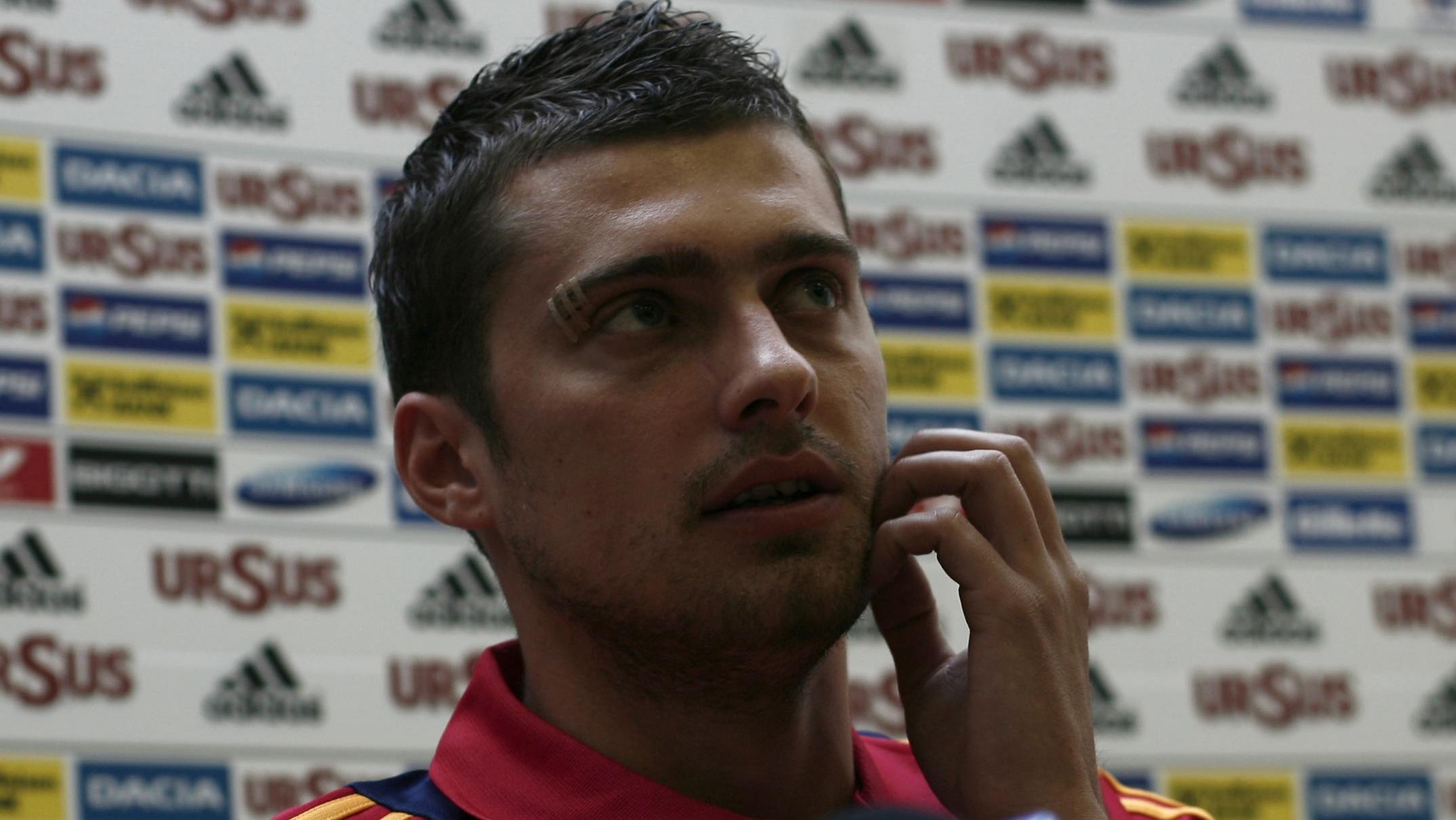 Tamaş a jucat un sezon şi jumătate la Dinamo.