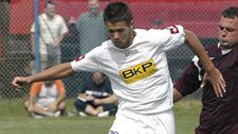 Daminuţă a fost împrutat la Dinamo până la vară