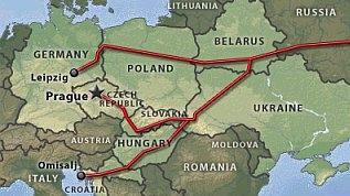 80% din gazul rusesc spre europa tranzitează Ucraina / FOTO: newsfollowup.com