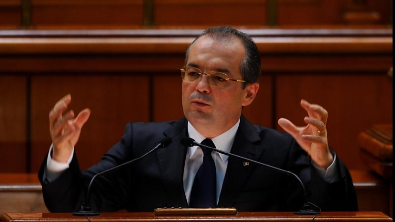 Guvernul a trimis la Parlament proiectul de buget