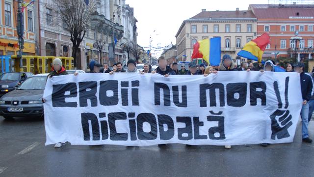 Revoluţia din oraşul tău,Sibiu: Tiberiu Croitoru, urmaşul unui erou