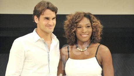 Federer şi Serena Williams, laureaţi de ITF