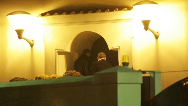 Vizita nocturnă a lui Geoană la Vântu: poza care a schimbat cursul alegerilor prezidenţiale în 2009.