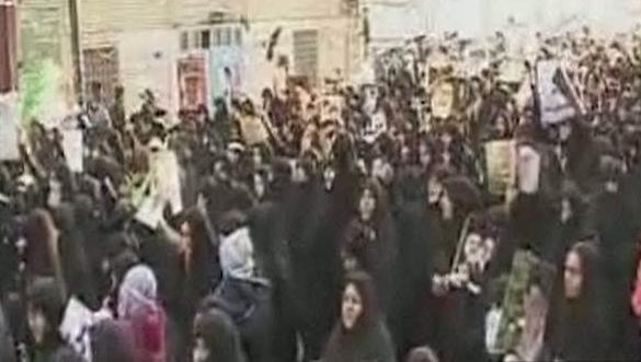 Jurnaliştii străini nu mai au voie să intre în Iran.