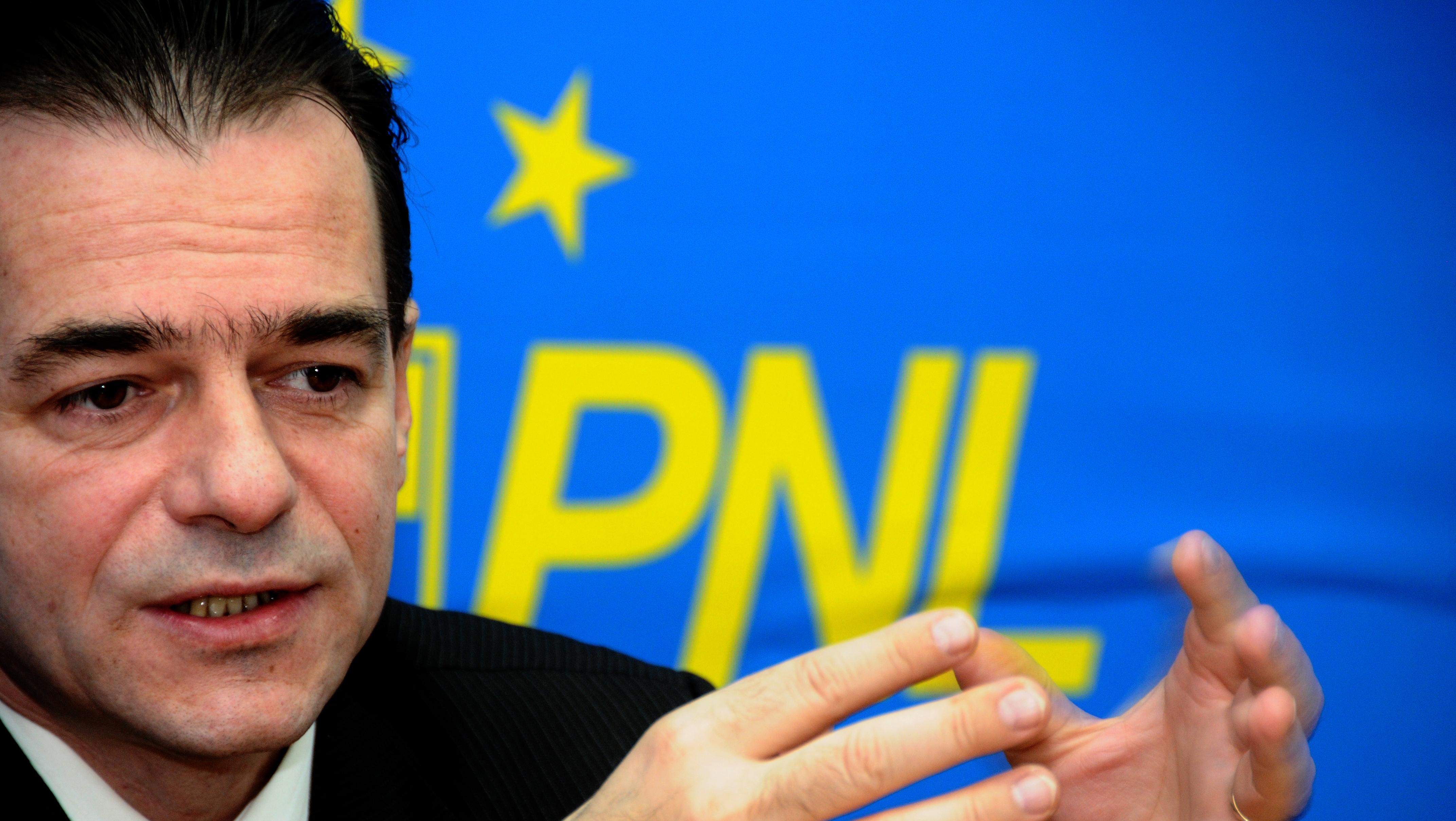 Ludovic Orban crede că Patapievici nu mai are ce căuta la conducerea ICR