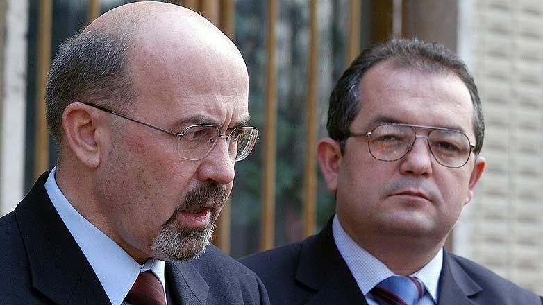 Marko Bela, Emil Boc şi Liviu Negoiţă şi-au dat întâlnire la Guvern