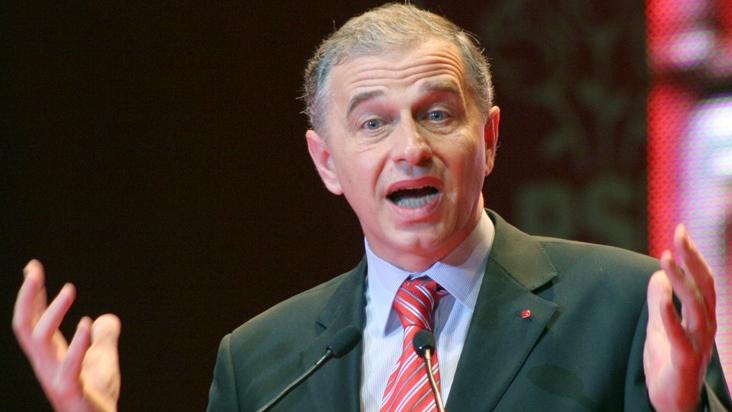 Mircea Geoană crede că ar fi meritat să fie preşedintele tuturor românilor, nu doar al celor din PSD
