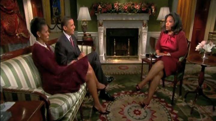Familia Obama se pregăteşte intens pentru primul Crăciun la Casa Albă / FOTO: RTV