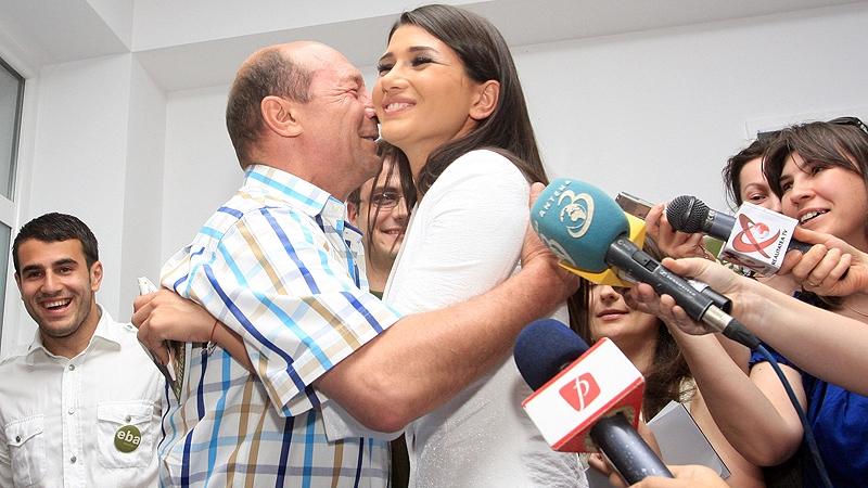 Fata lui tata a ajuns europarlamentar