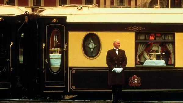Linia Orient Express a fost lansată în 1883