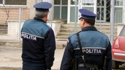 Poliţiştii i-au reţinut pe cei trei agresori