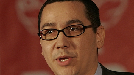 Victor Ponta: Nu voi vota un Guvern Boc