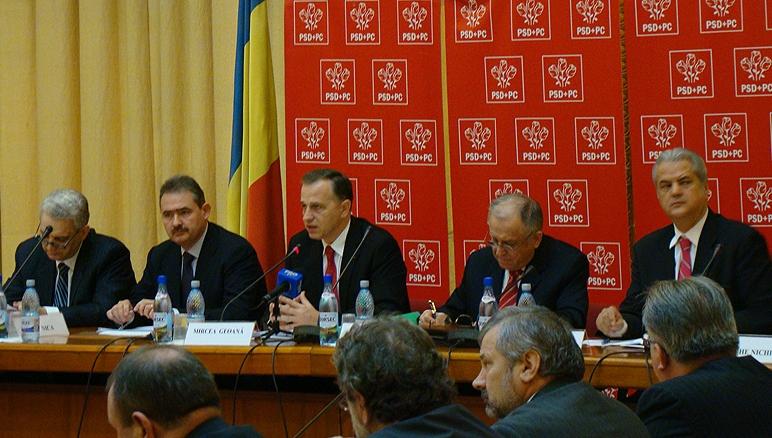 Biroul Permanent Naţional se reuneşte la Parlametn