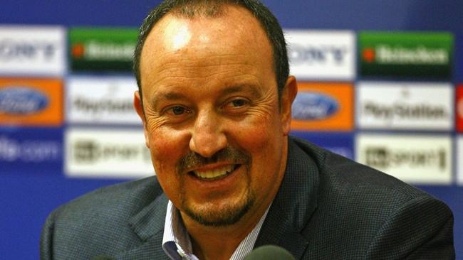 Rafael Benitez este încrezător înaintea \