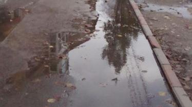 Sistemul de canalizare din Cluj-Napoca a cedat