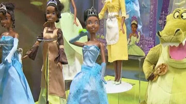 Prima prinţesă de culoare creată de Disney