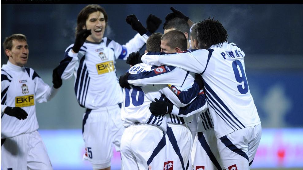 Bucurie la Timişoara după victoria de la Zagreb