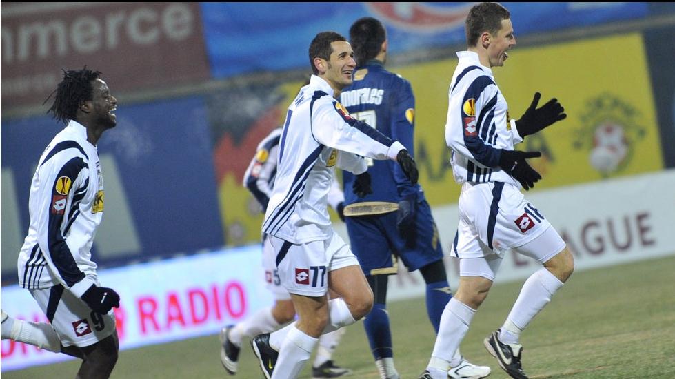 FC Timişoara, la prima victorie în Grupa  a