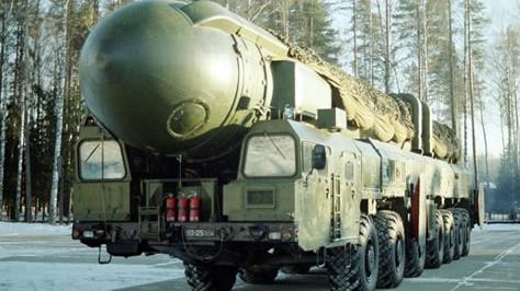 Vehicol folosit la transportul rachetelor balistice