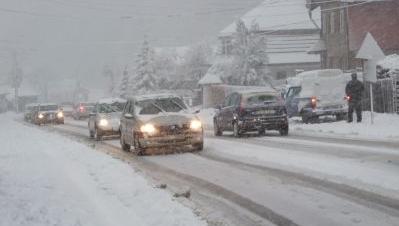 CNADNR a închis TOATE drumurile naţionale din Constanţa şi Tulcea
