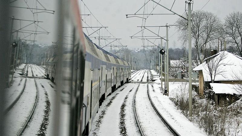 21 de trenuri au fost anulate