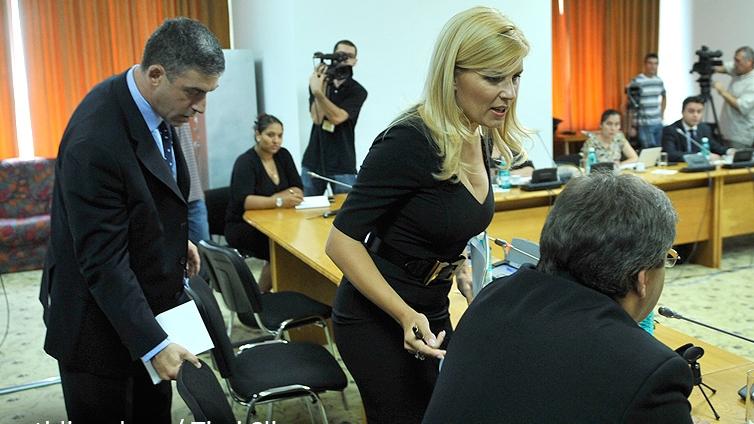 Elena Udrea nu are amintiri foarte plăcute din comisiile parlamentare