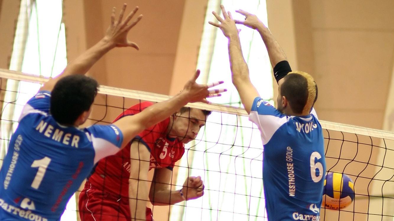 VCM Tomis a ratat calificarea în optimile CEV Cup