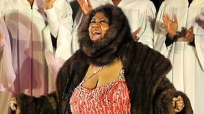 <p>Aretha Franklin </p>